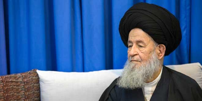 آية الله علوي الكركاني: ضرورة التوسل بآل البيت والابتهال إلى الله في أيام شعبان المعظم