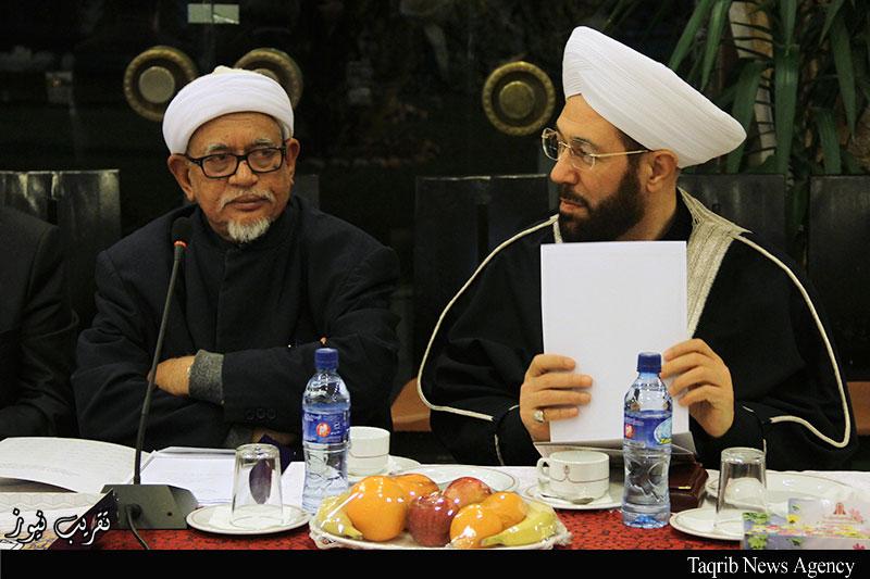اجتماع-المجلس-الاعلى-للمجمع-العالمي-للتقريب-بين-المذاهب-الاسلامية