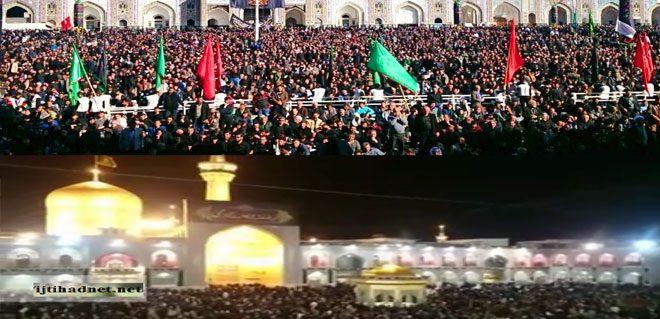 استشهاد-الإمام-الرضا