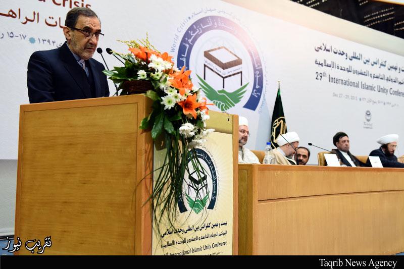 افتتاح-المؤتمر-الدولي-التاسع-والعشرين-للوحدة-الاسلامية-ولايتي