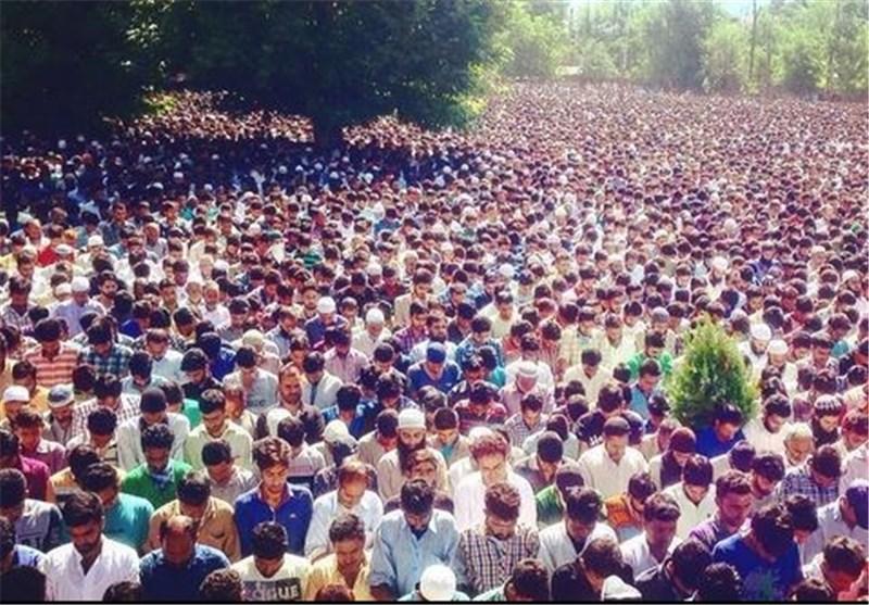 الاحتجاجات في الهند-