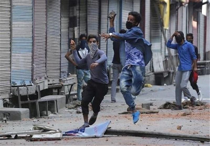 الاحتجاجات في الهند--