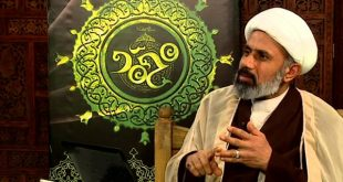 الباحث الاسلامي الشيخ حسين رزوقي المياحي