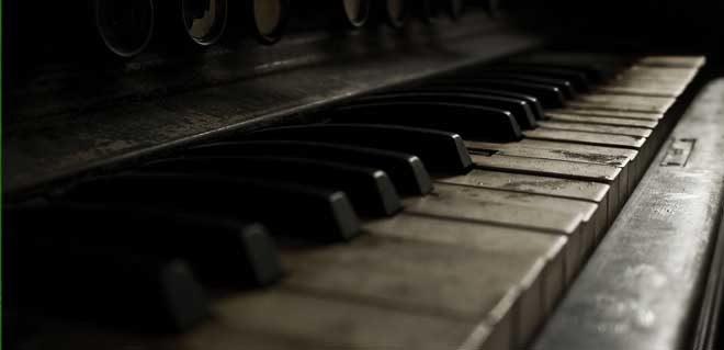 البيانو