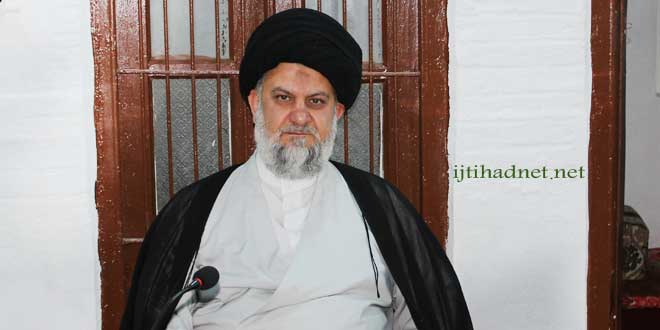معيار الثابت والمتغير في الشريعة الاسلامية ..آية الله السيد فاضل الموسوي الجابري