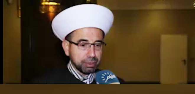 الشيخ محمد الزعبي