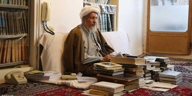 وفاة آية الله الشيخ محمد مؤمن القمي / المرحوم يسرد حياته