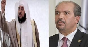 الجزائر تمنع العريفي من دخول أراضيها