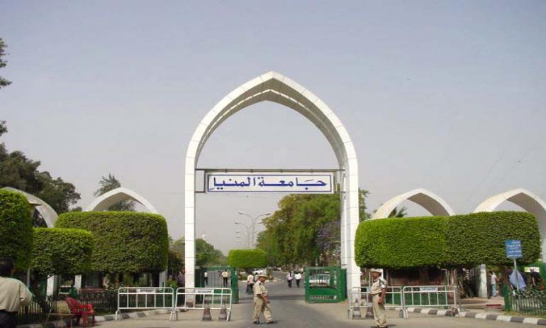 جامعة-المنيا-في-المصر-المدخل