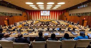 مؤتمر عتبات كربلاء المقدّسة في مبنى الأمم المتّحدة