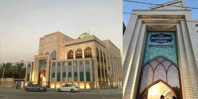 مدرسة الشيخ حسين الحلي