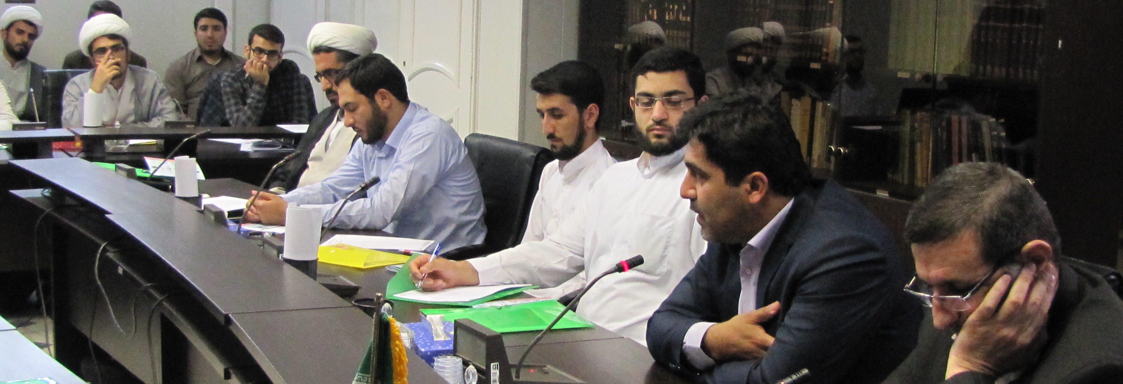 التقنين الثقافي عنوان ورشة بمركز الدراسات الإسلامية