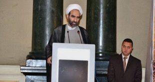 رئيس جامعة المذاهب الإسلامية يروي قصته في الأزهر الشريف