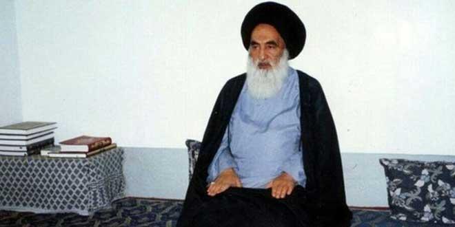 هام / توجيهات المرجع الديني السيد السيستاني حول دعم العوائل المتضررة من الوضع الراهن