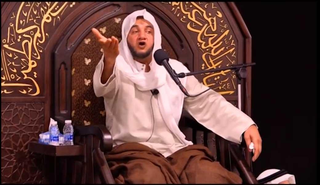 آية الله السيد حسين الشمس الخراساني