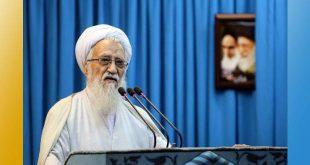 خطيب جمعة طهران آية الله موحدي الكرماني