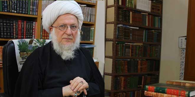 الشيخ-محمد-أمين-المامقاني