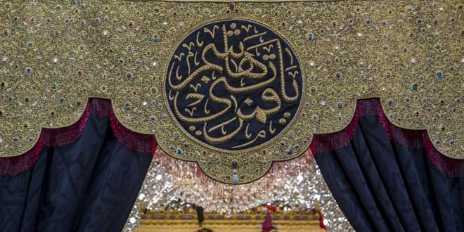 """سيرة العباس في ظل أخيه الإمام الحسين """"عليهما السلام"""""""