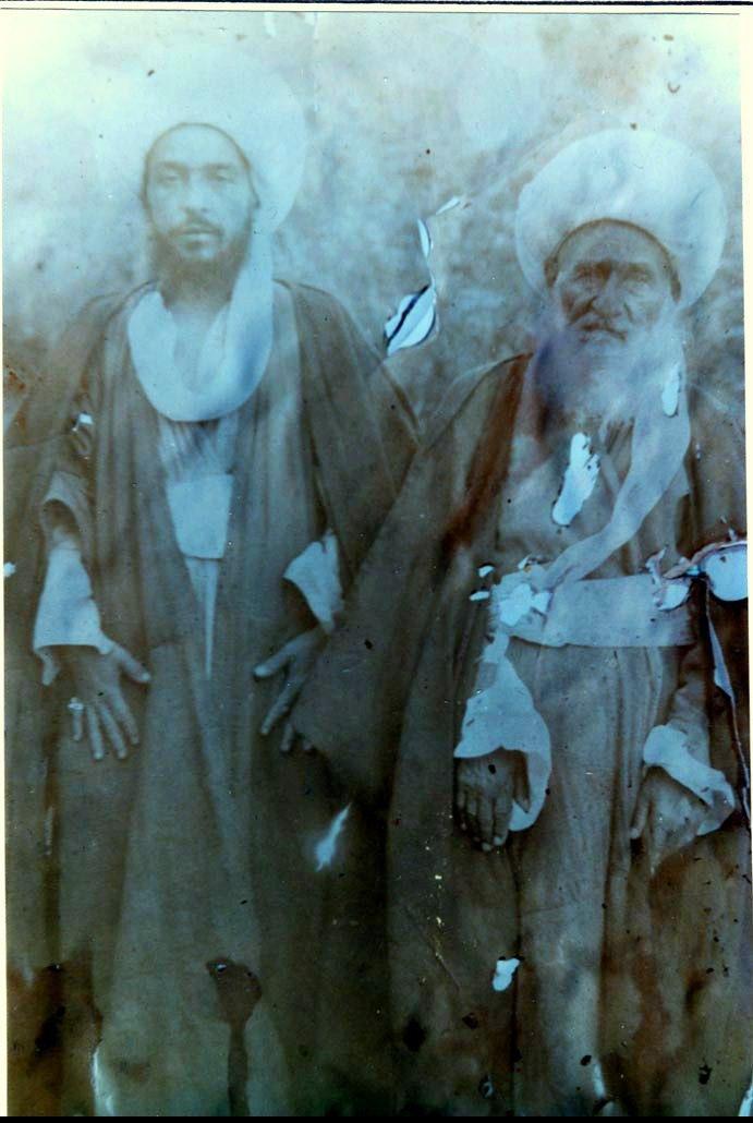 الشيخ محمد حسن المامقاني والشيخ عبد الله المامقاني