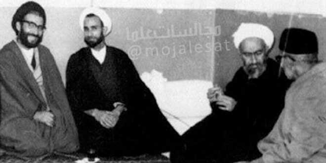 آية الله الميرزا حسنعلي مرواريد