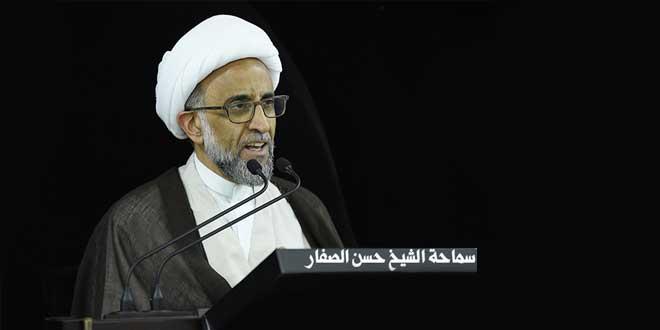 الشيخ الصفار: أتوقع أن تقام مجالس عاشوراء مع الاحترازات الصحية