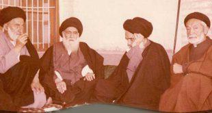 الإمام الخوئي
