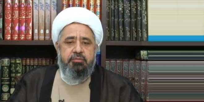 الشيخ أمين شهيدي