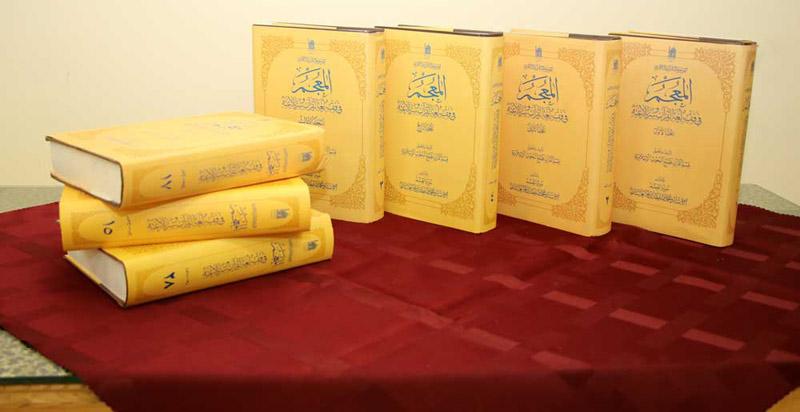 المعجم في فقه لغة القرآن