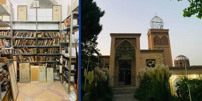 الحوزة المهدية في خوانسار؛ معرض تراثي ومدرسة للعلوم الدينية / الأستاذ أحمد علي الحلي
