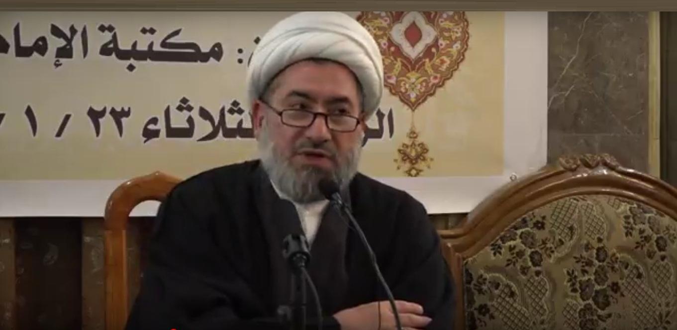 الشيخ عباس كاشف الغطاء