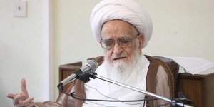 المرجع الديني، آية الله صافي كلبايكاني يشكر العراق لاستضافته زوار الاربعين