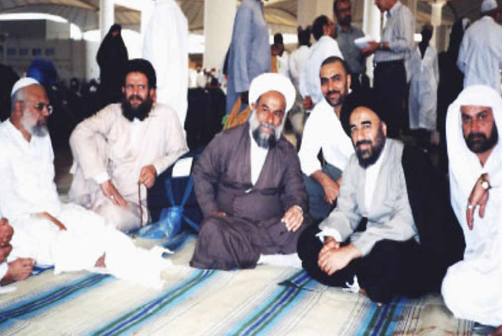 آية الله السيد أحمد المددي الموسوي