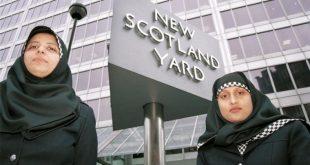 اسكتلندا تعتمد الحجاب كزي رسمي للشرطيات
