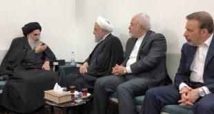 السيستاني - روحاني