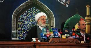 عبد الهادي الكربلائي ممثل المرجع الشيعي السيد سيستاني