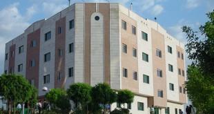 كلية العمارة و العمران بجامعة آزاد اسلامي في مدينة قزوين